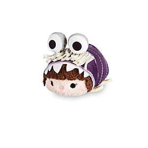 Boo in Costume ''Tsum Tsum'' Plush - Monsters, Inc. - Mini - 3 1/2''