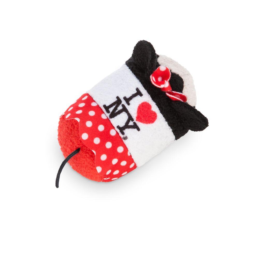 Mickey and Minnie Mouse ''Tsum Tsum'' Plush New York Set – Mini 3 1/2''