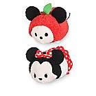Mickey and Minnie Mouse ''Tsum Tsum'' Plush New York Set - Mini 3 1/2''