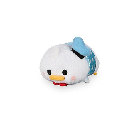 Donald Duck ''Tsum Tsum'' Plush - Polka Dot - Mini - 3 1/2''