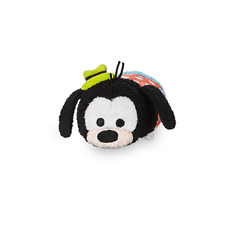 Goofy ''Tsum Tsum'' Plush - Polka Dot - Mini - 3 1/2''