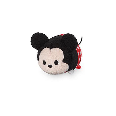 Mickey Mouse ''Tsum Tsum'' Plush - Polka Dot - Mini - 3 1/2''