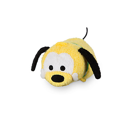 Pluto ''Tsum Tsum'' Plush - Polka Dot - Mini - 3 1/2''
