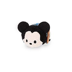 Mickey Mouse Hawaiian ''Tsum Tsum'' Plush - Mini - 3 1/2''