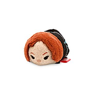 Black Widow ''Tsum Tsum'' Plush- Mini - 3 1/2''