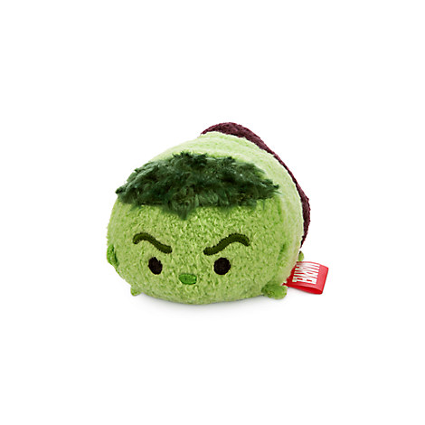 Hulk ''Tsum Tsum'' Plush  - Mini - 3 1/2''