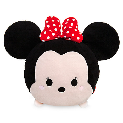 Minnie Mouse ''Tsum Tsum'' Plush Pillow