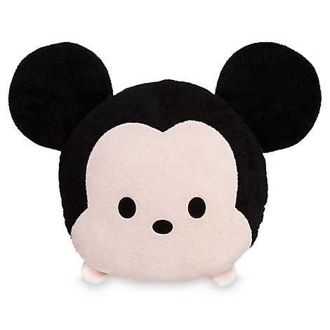 Mickey Mouse ''Tsum Tsum'' Plush Pillow