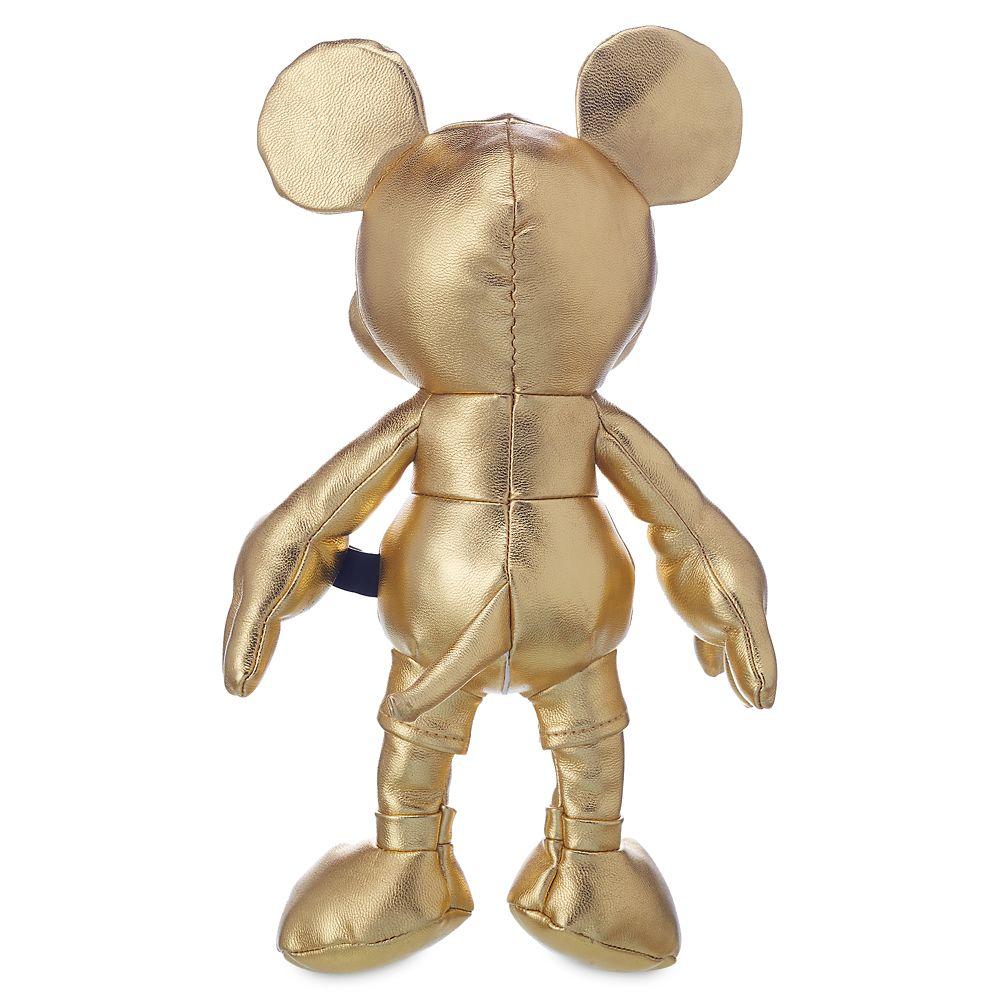 Mickey The True Original Plush – Gold Collection – Small – 11''