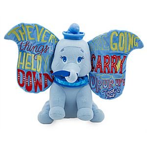 Disney Wisdom Plush - Dumbo - January - Limited Release