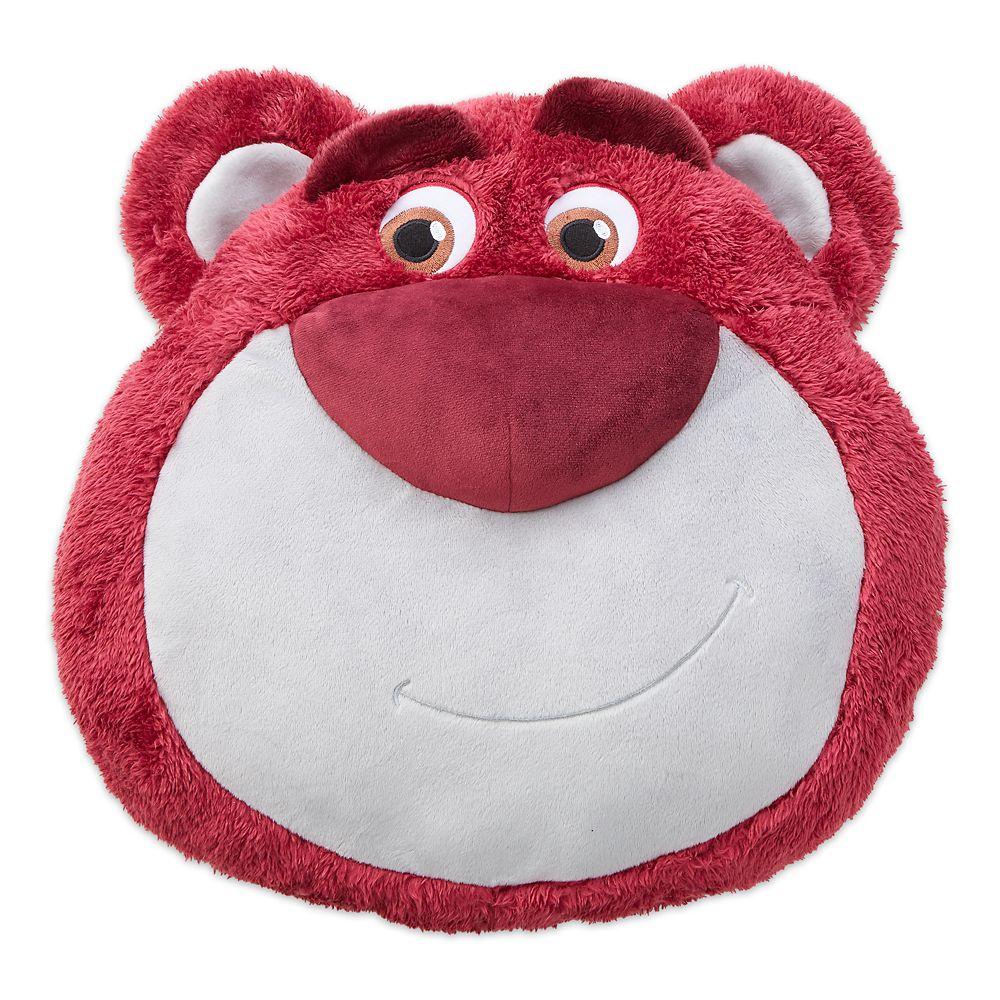 Lotso Plush Pillow – Toy Story 3