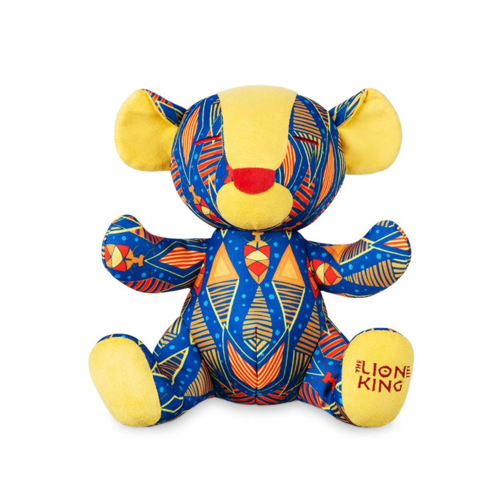 Simba Plush The Lion King 2019 Film Small Special Edition