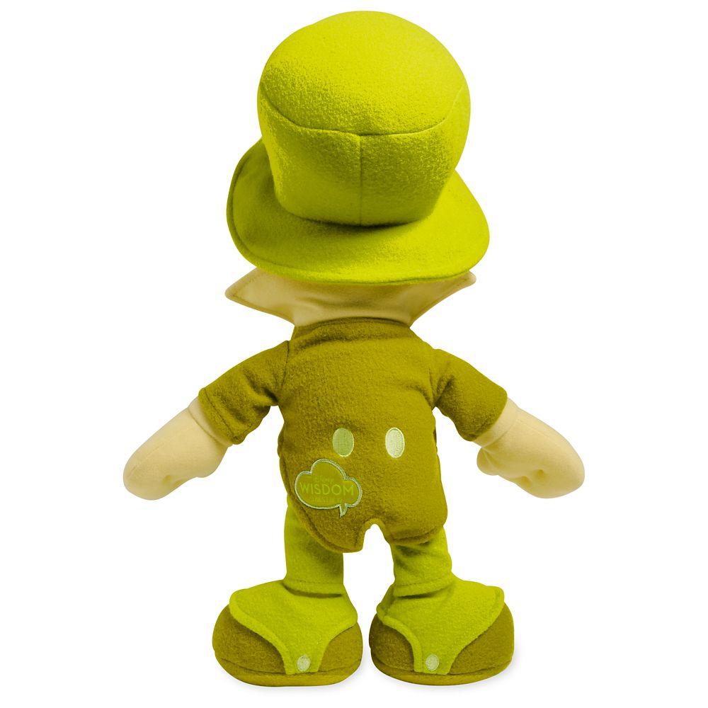 Disney Wisdom Plush – Jiminy Cricket – Pinocchio – July – Limited Release