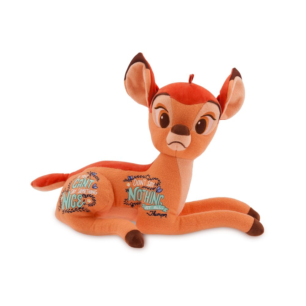 Disney Wisdom Plush – Bambi – August – Limited Release