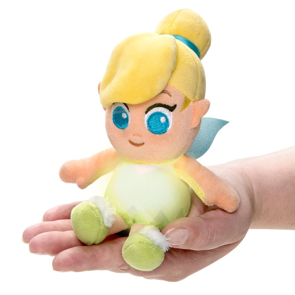 Tinker Bell Light-Up Plush – Micro