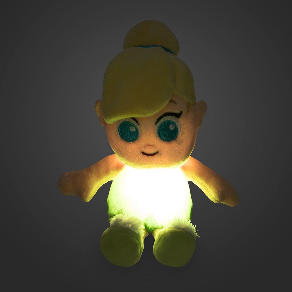 Tinker Bell Light-Up Plush – Micro