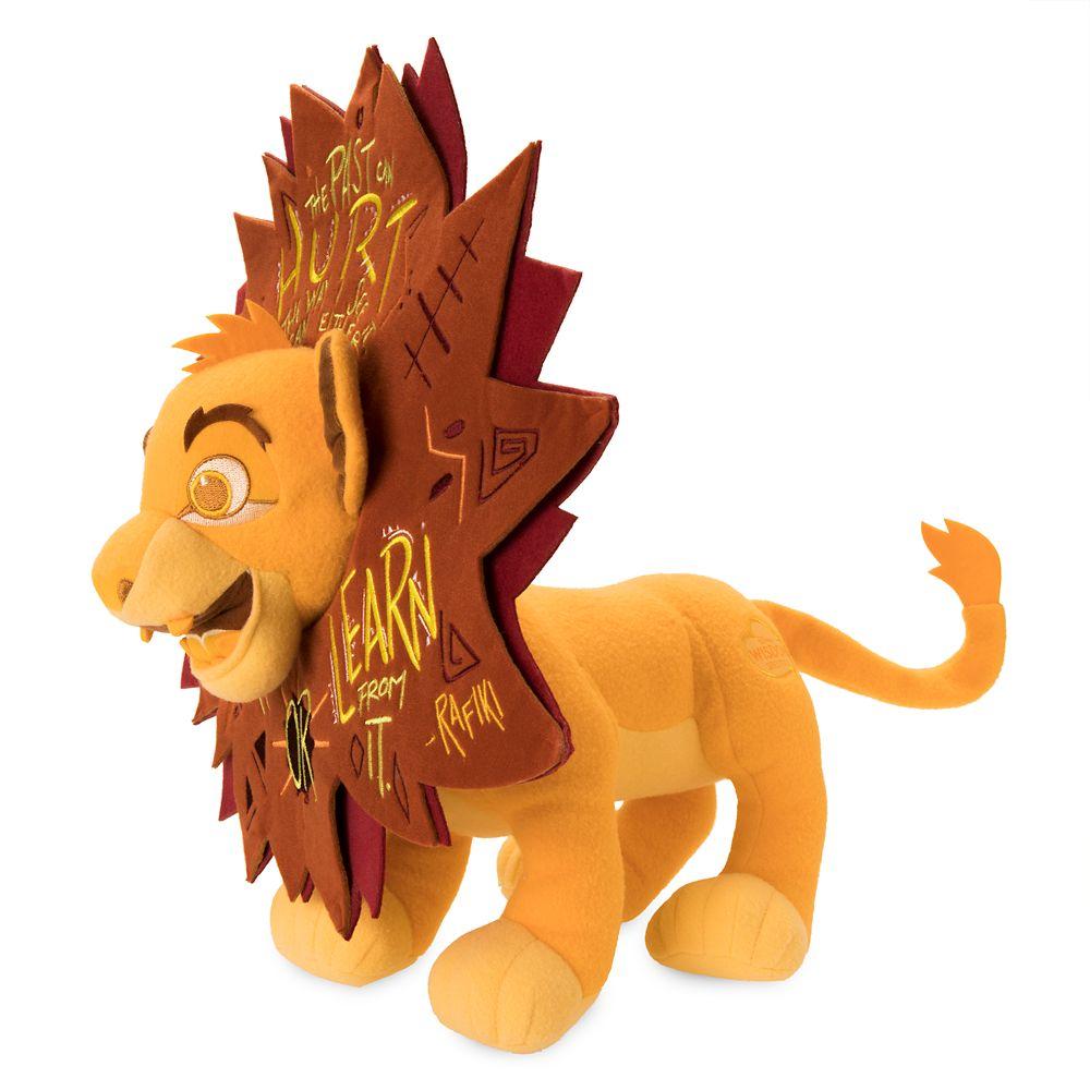 Disney Wisdom Plush – Simba – The Lion King – November – Limited Release - 16''