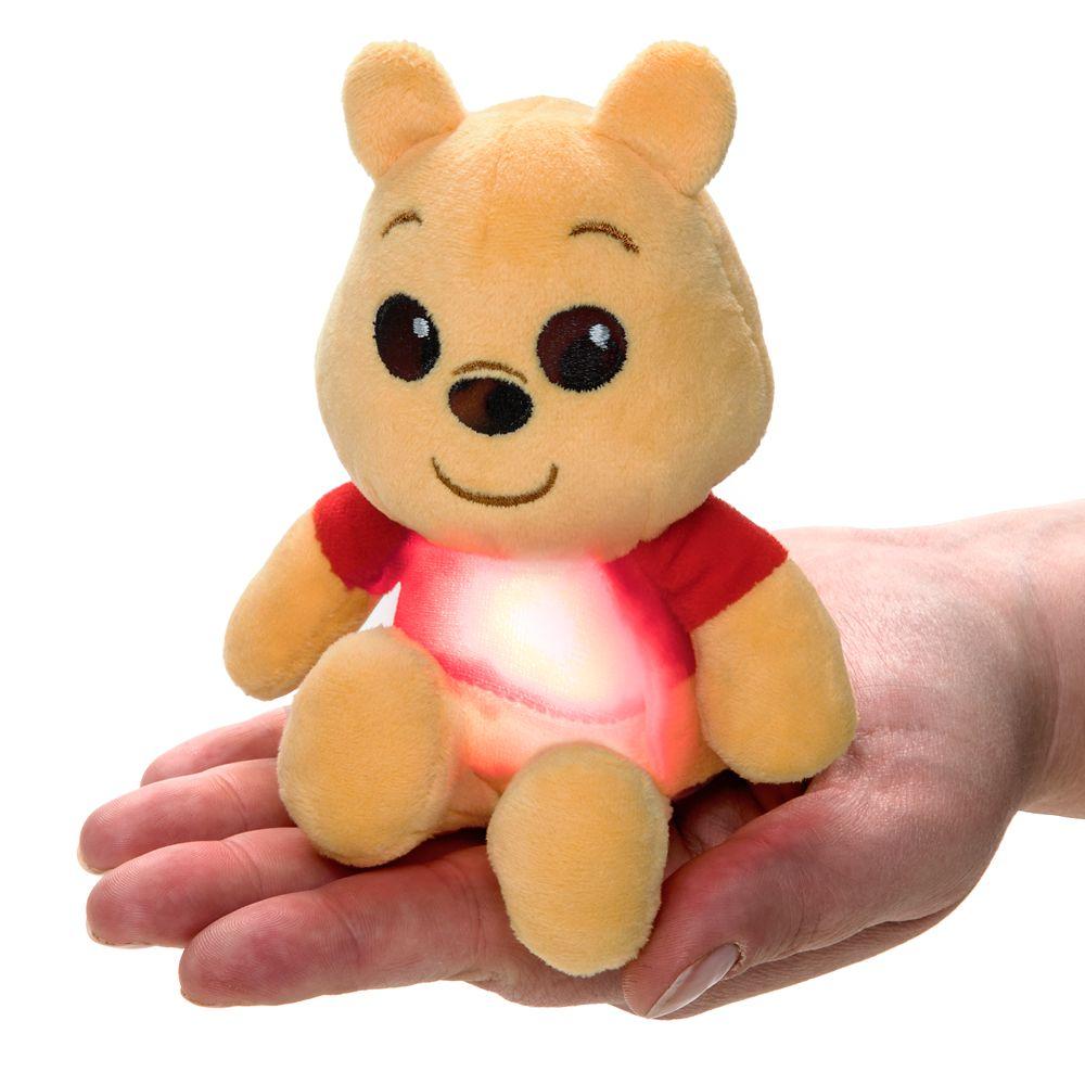 Winnie the Pooh Light-Up Plush – Micro