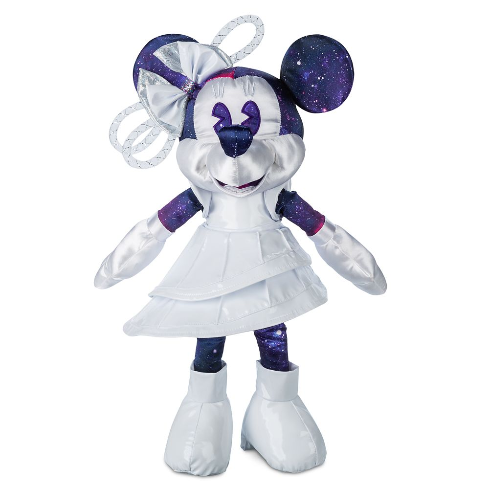 Minnie Mouse: The Main Attraction Plush – Space Mountain – Limited Release