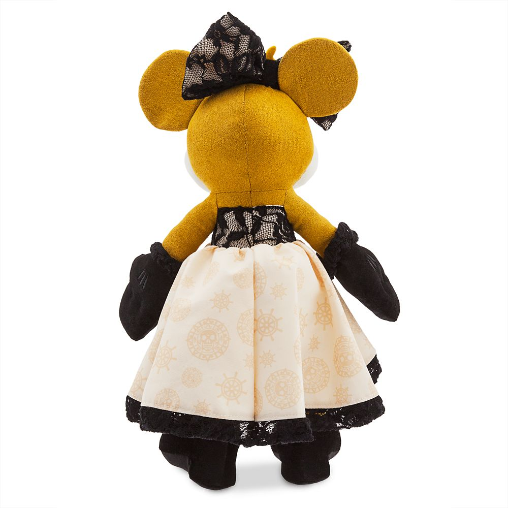 Minnie Mouse: The Main Attraction Plush – Pirates of the Caribbean – Limited Release
