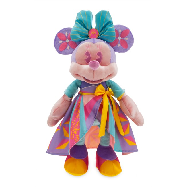 Minnie Mouse: The Main Attraction Plush – Disney it's a small world – Limited Release