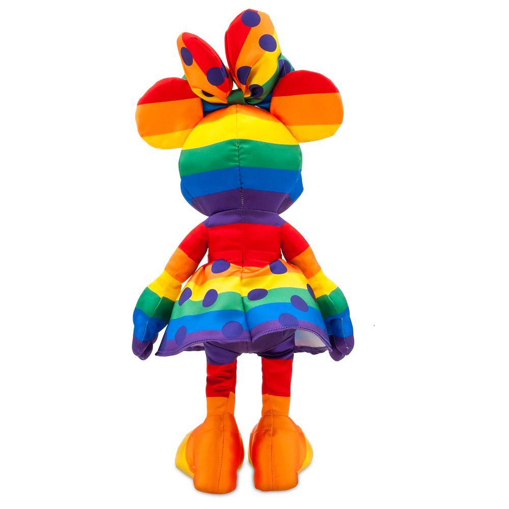 Rainbow Disney Collection Minnie Mouse Plush – Medium – 19 1/2'' – 2020