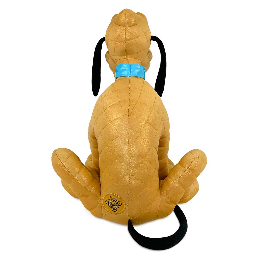 Pluto 90th Anniversary Plush – Small 13''