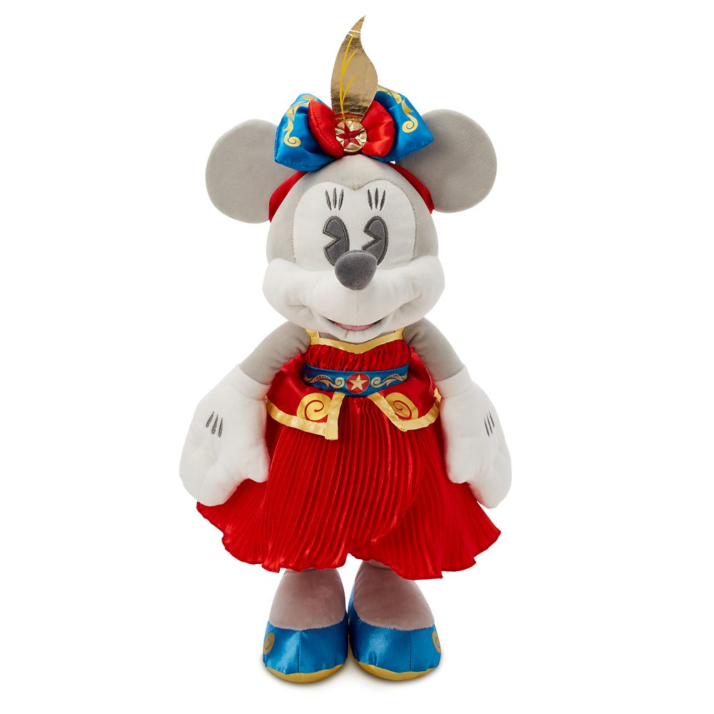 Minnie Mouse: The Main Attraction Plush – Dumbo the Flying Elephant – Limited Release