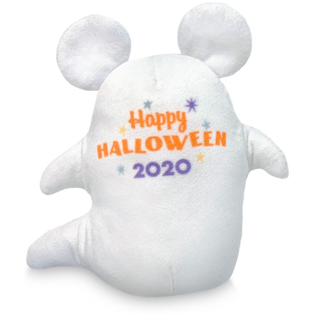 Mickey Mouse Light-Up Halloween Ghost Plush – Mini 5''