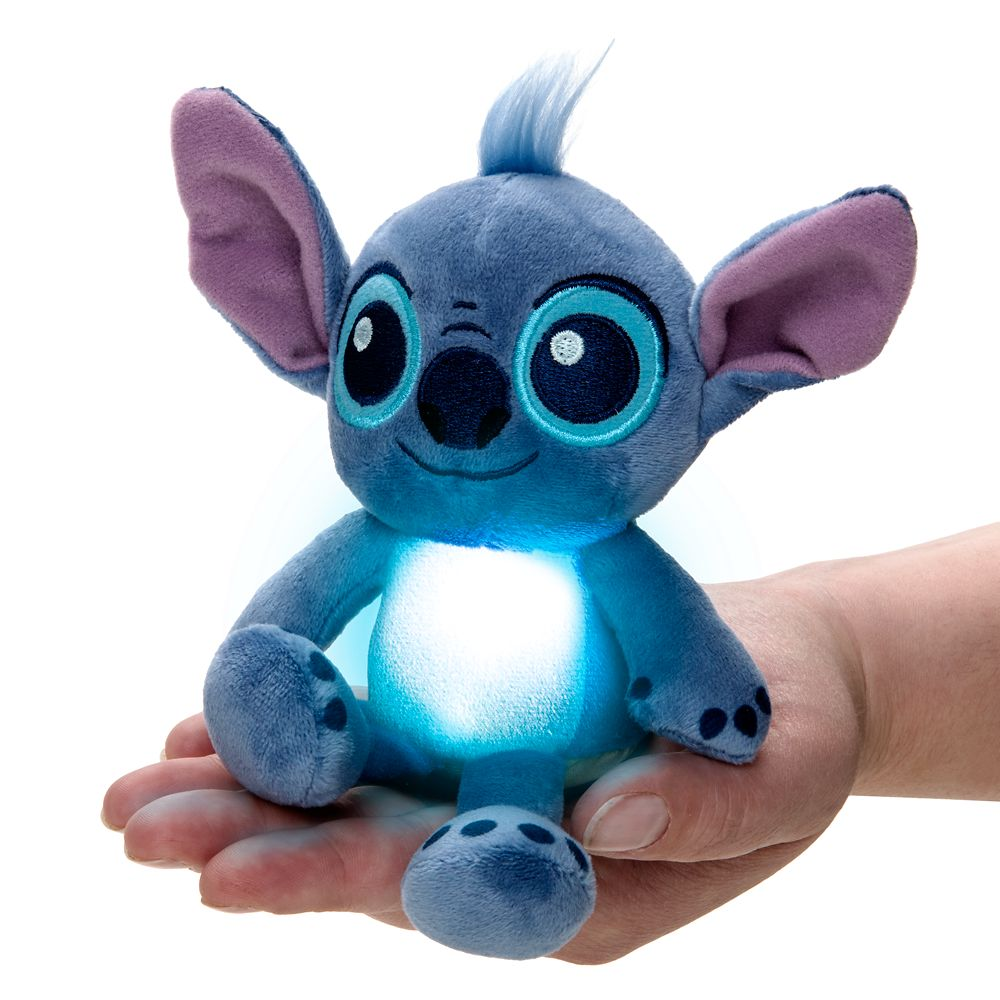 Stitch Light-Up Plush – Micro