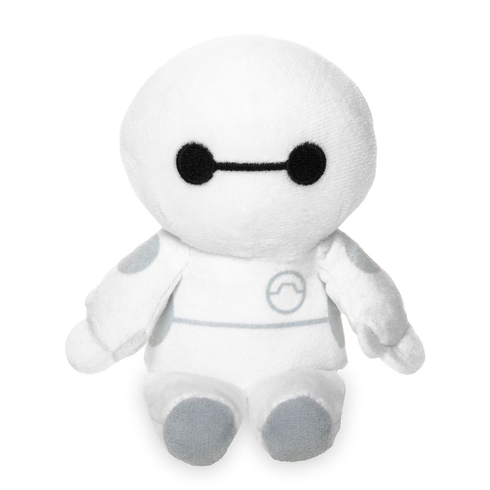 Baymax Light-Up Plush – Micro