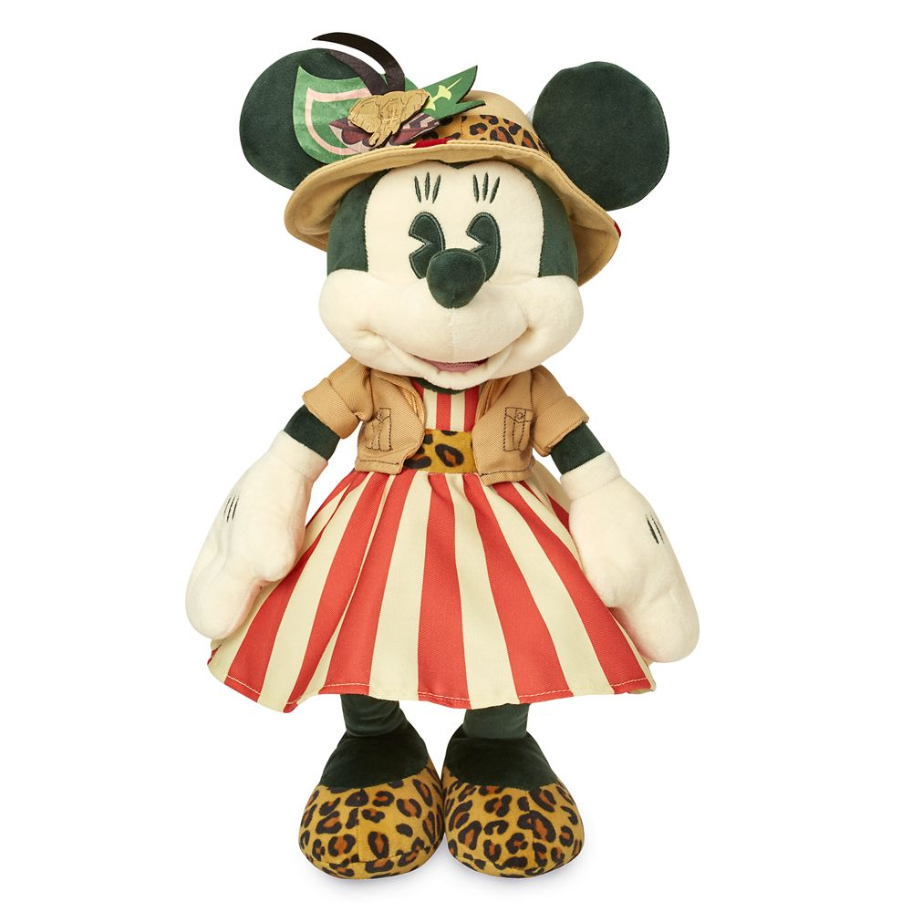 Minnie Mouse: The Main Attraction Plush – Jungle Cruise – Limited Release