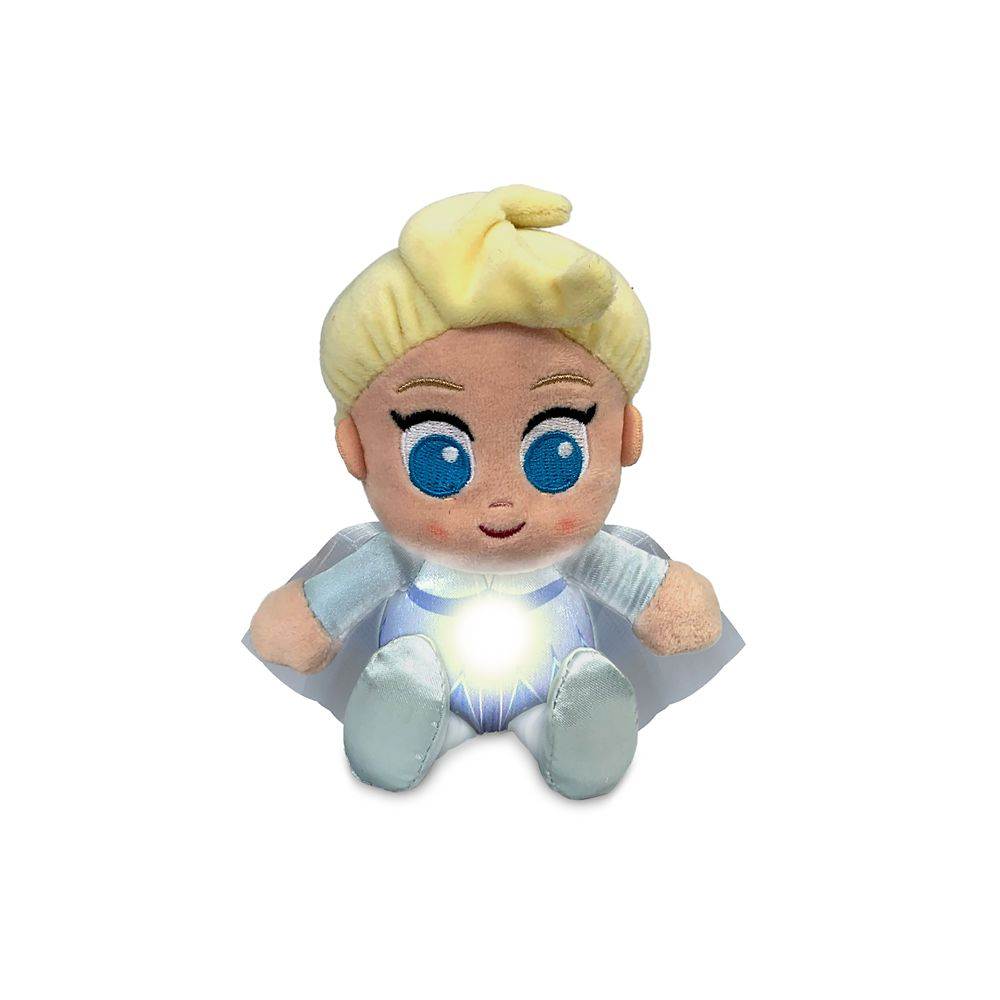 Elsa Light-Up Plush – Frozen – Micro