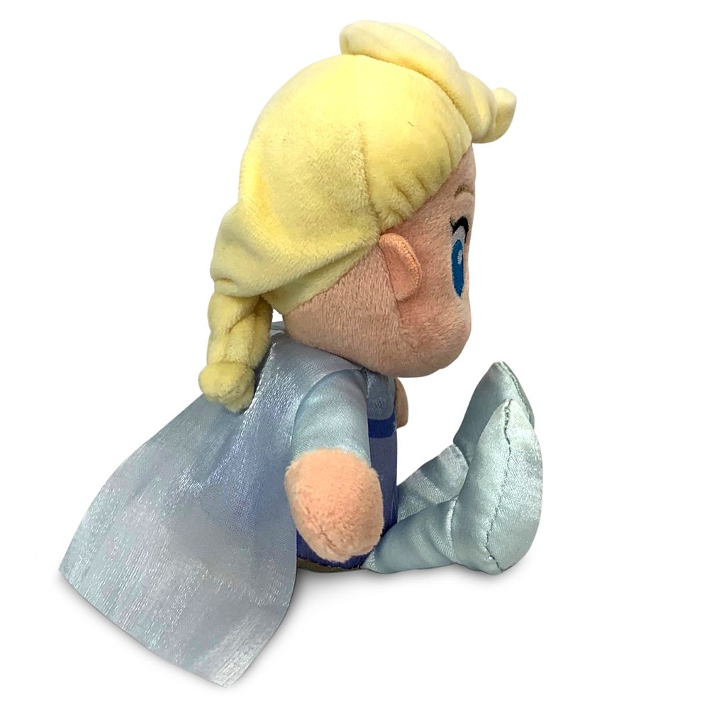 Elsa Light-Up Plush – Frozen – Micro