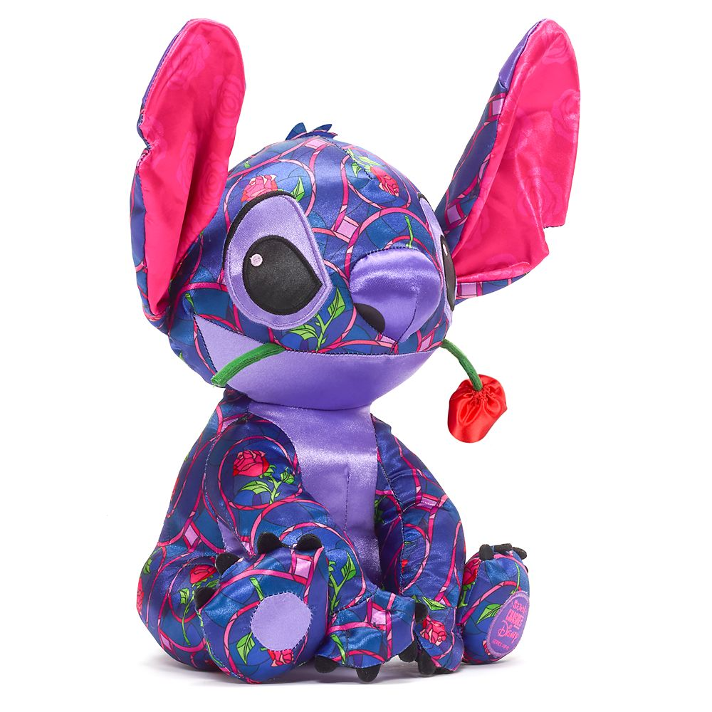 Stitch Crashes Disney Plush – Beauty and the Beast – Limited Release