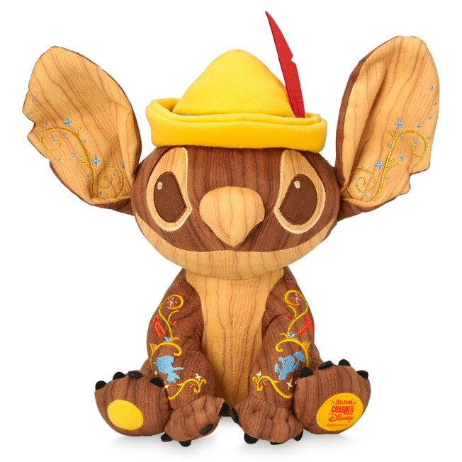 Stitch Crashes Disney Plush – Pinocchio – Limited Release