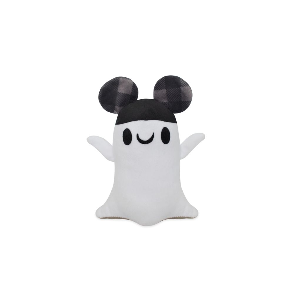 Mickey Mouse Ghost Halloween Light-Up Plush Official shopDisney