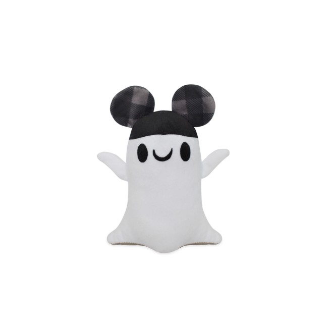 Mickey Mouse Ghost Halloween Light-Up Plush
