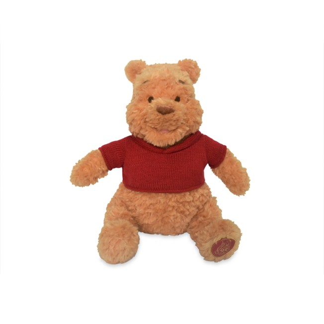 Winnie the Pooh 95th Anniversary Plush – Limited Release – Small