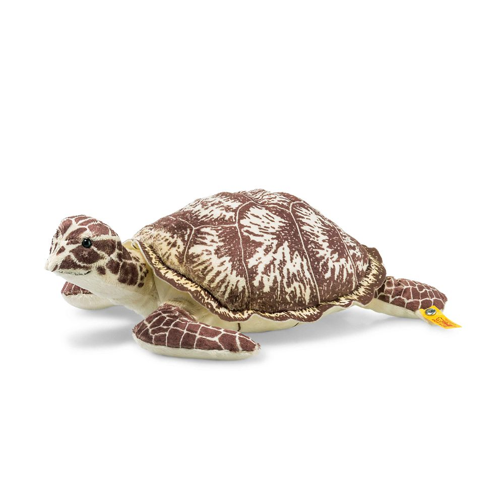 Kari the Hawksbill Turtle Plush by Steiff – 13'' – National Geographic