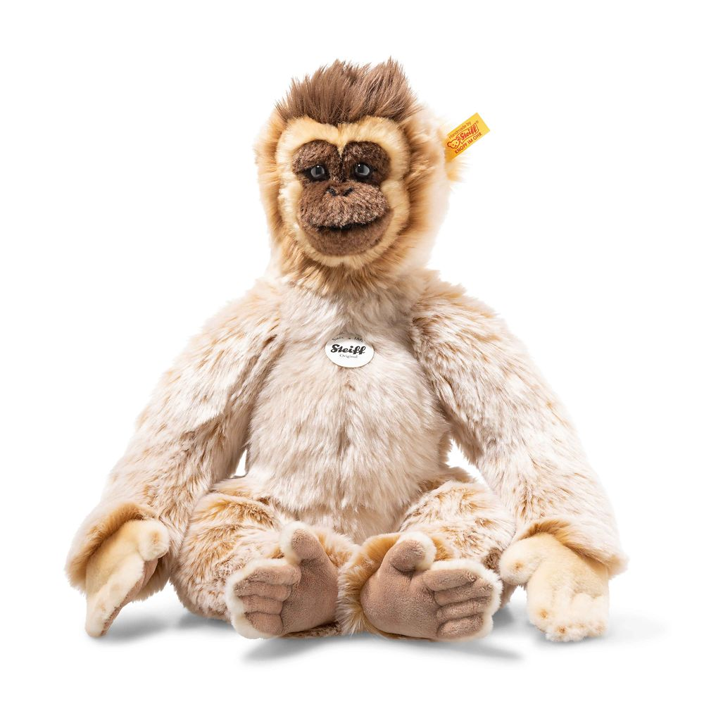 Bongo the Gibbon Plush by Steiff – 18'' – National Geographic
