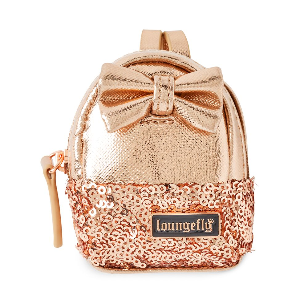 Disney nuiMOs Rose Gold Backpack by Loungefly
