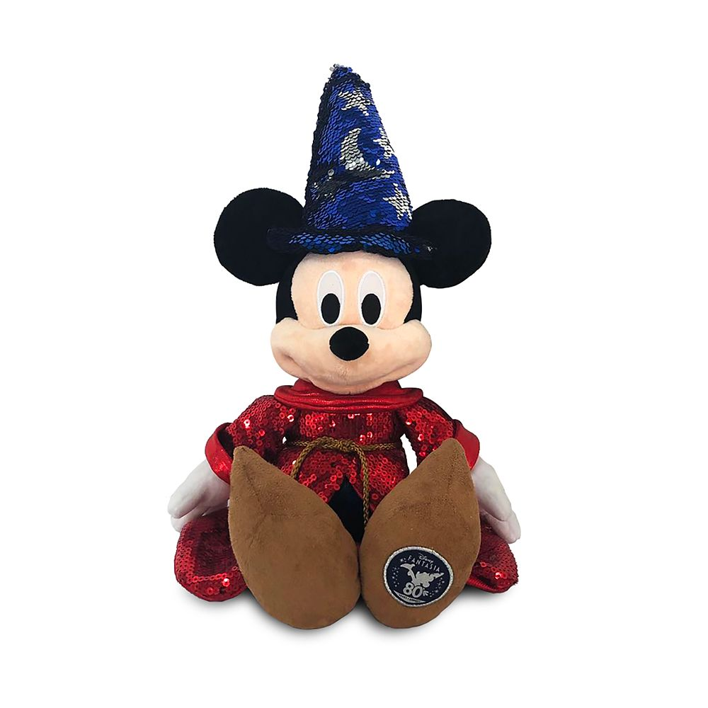 Sorcerer Mickey Mouse Sequined