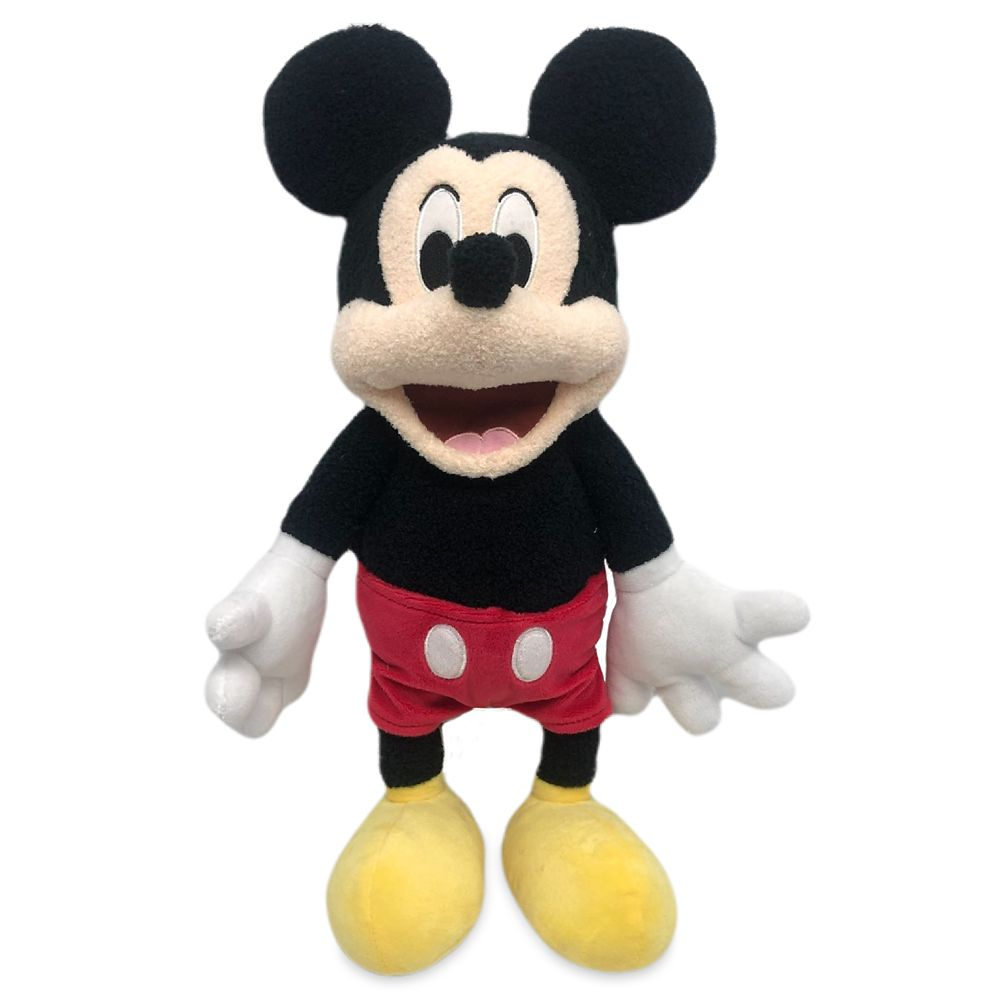 Mickey Mouse Plush Hand Puppet