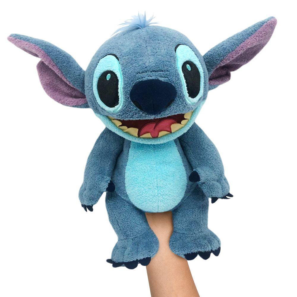 Stitch Plush Hand Puppet – Lilo & Stitch