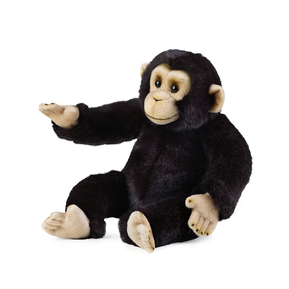 National Geographic Chimpanzee Plush – 14''
