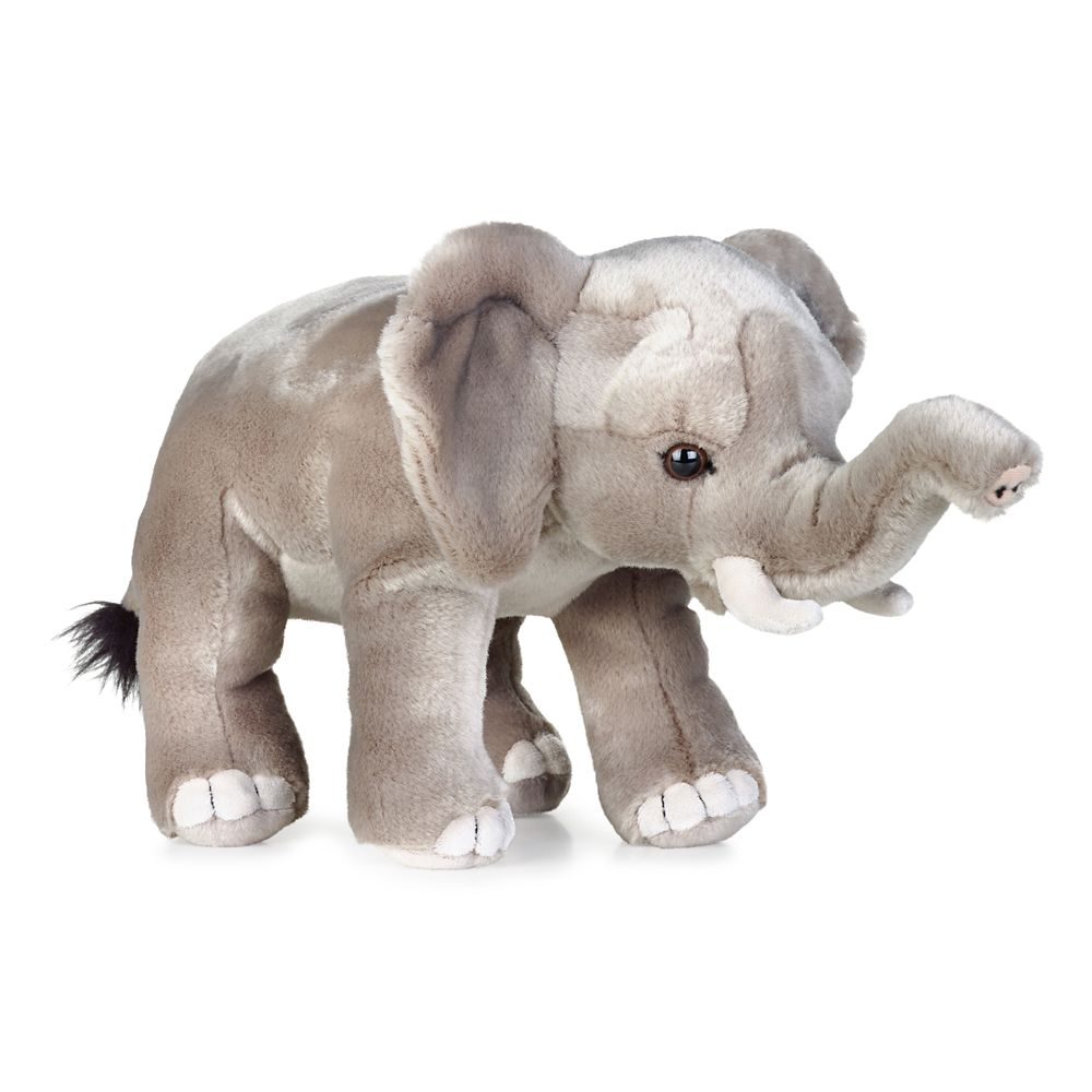 National Geographic Elephant Plush – 10''