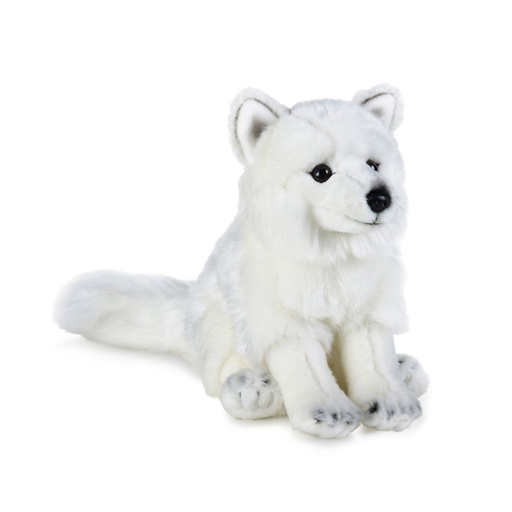 National Geographic Arctic Fox Plush – 10''