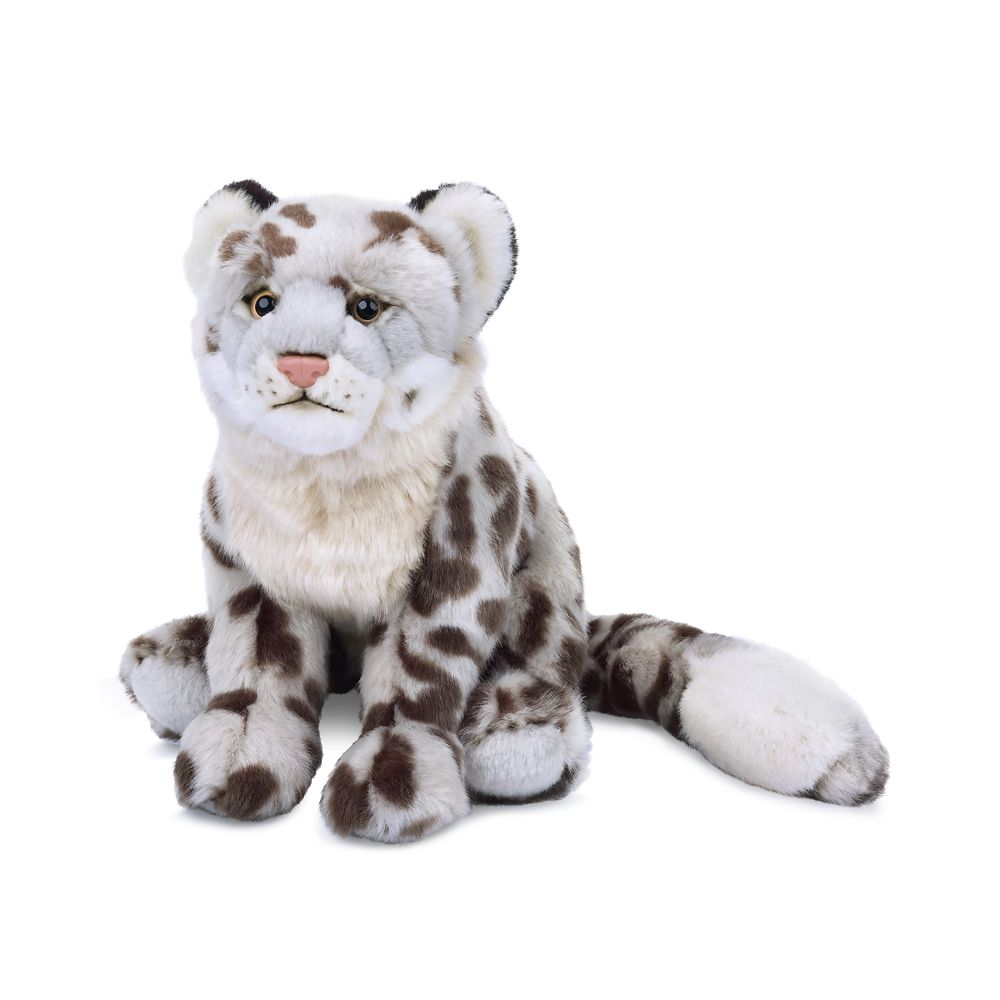 National Geographic Snow Leopard Plush – 10''