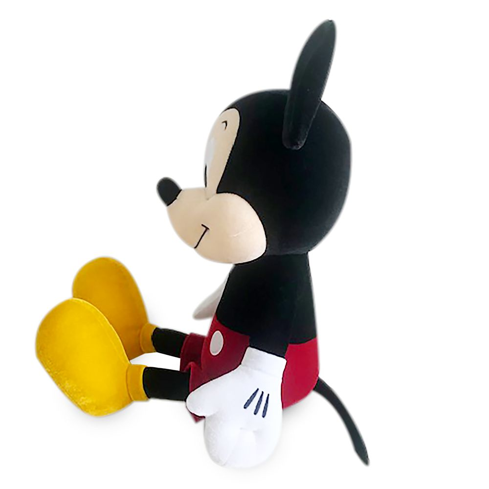 Mickey Mouse Vintage Holiday Plush – 18''